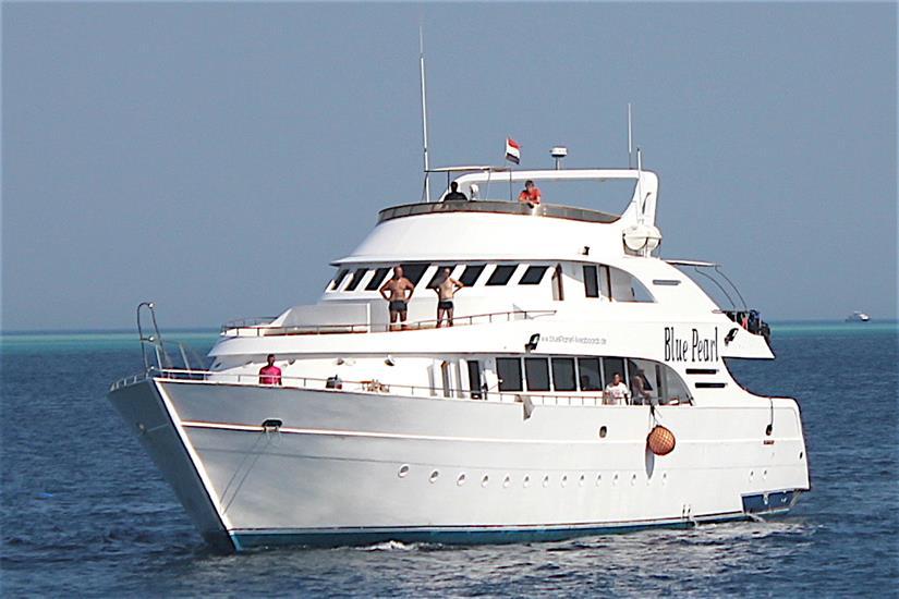 Blue Pearl Liveaboard Red Sea