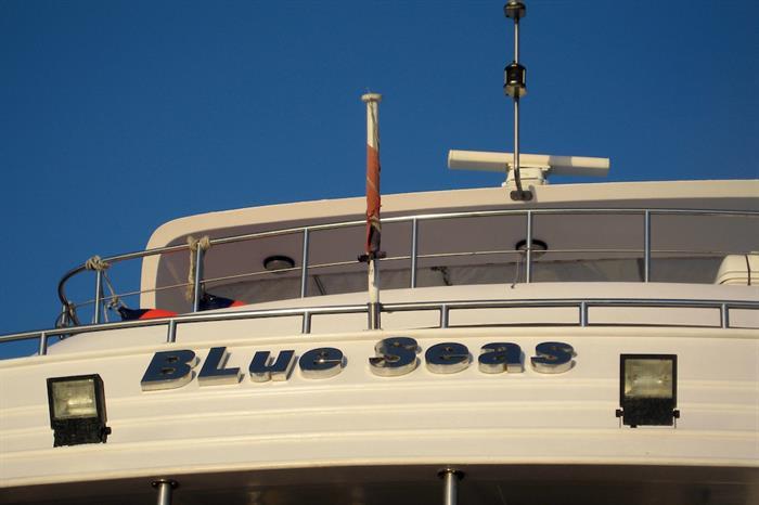 Blue Seas Liveaboard, Egypt