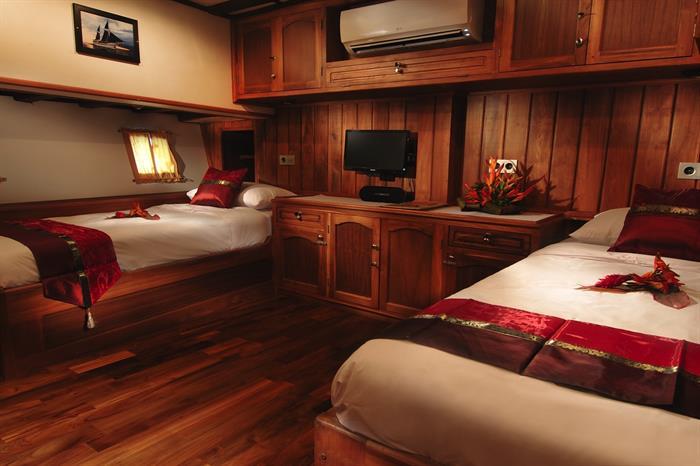 Cabin 4 - Fiji Siren