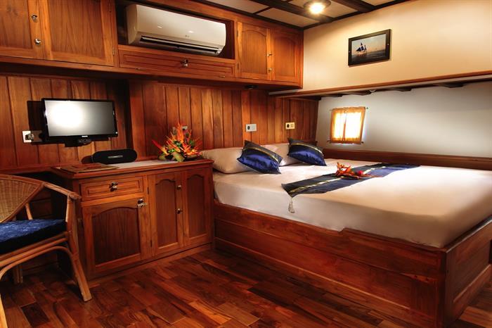 Cabin 5 - Fiji Siren