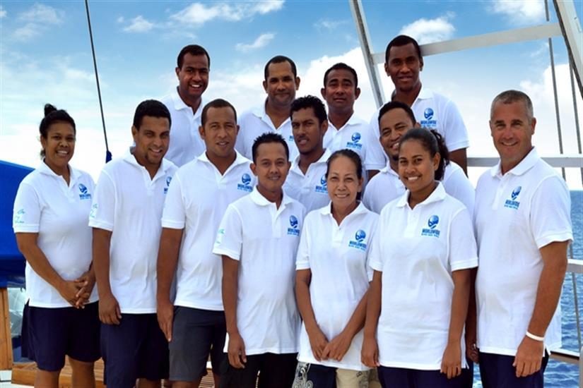 Fiji Siren Crew