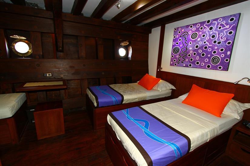 Standard Cabin - MSY Waow Liveaboard