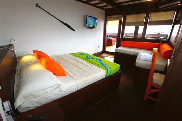 Superior Cabin - MSY Waow Liveaboard