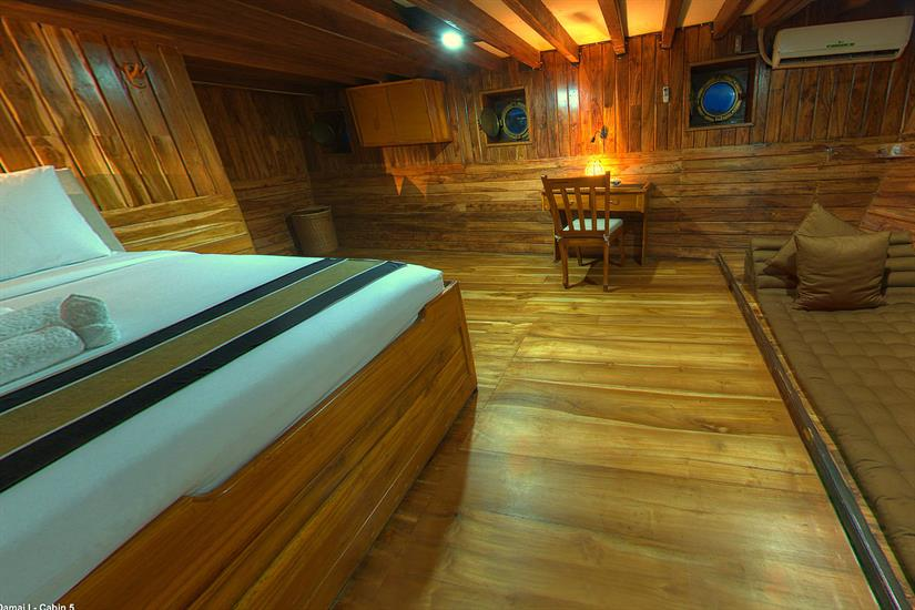 Master Cabin 5 - Damai I Indonesia