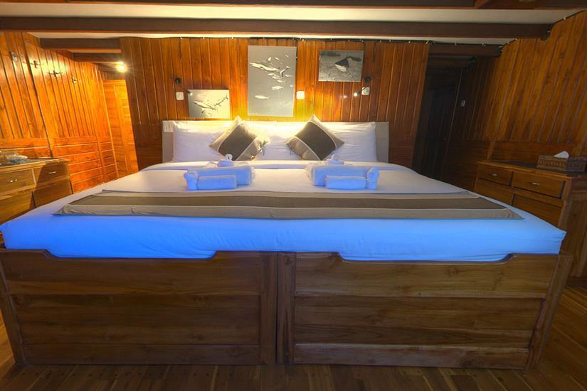 Master Cabin 6 - Damai I Indonesia