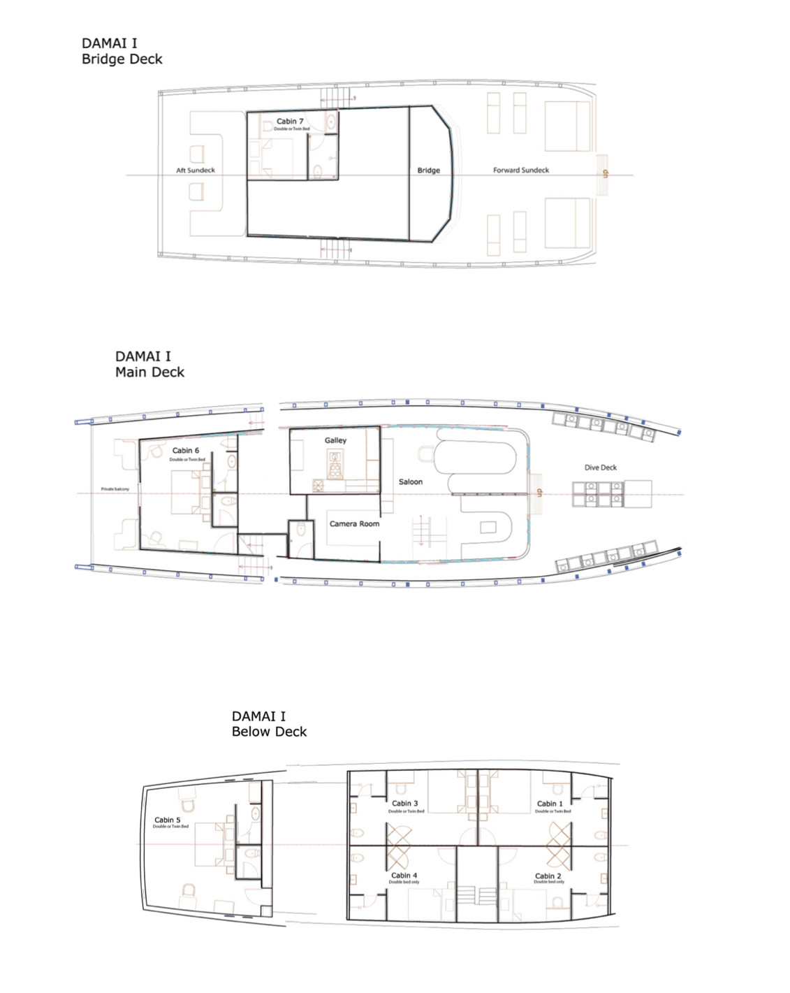 Damai I Dec Plan floorplan