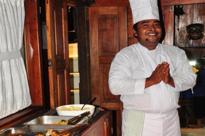 Chef Putu - Aurora Liveaboard