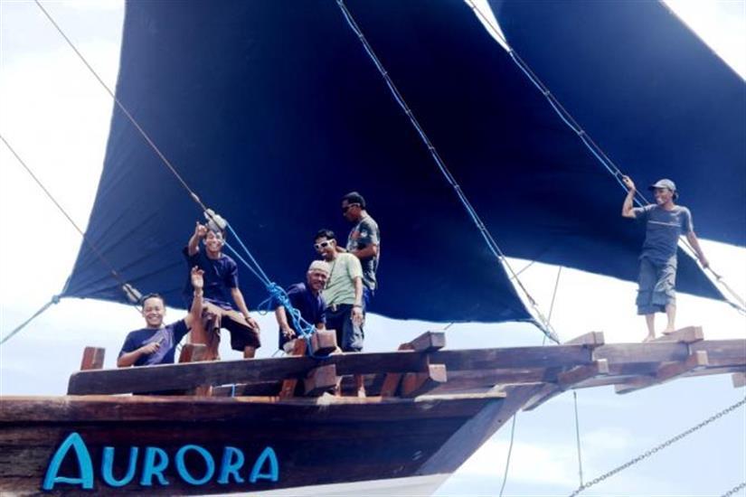 The Aurora Crew