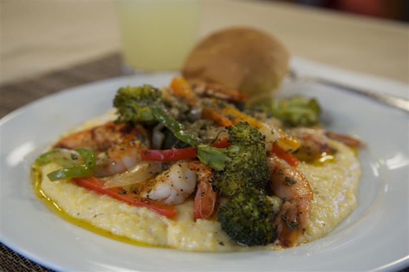 Bahamas Aggressor Cuisine