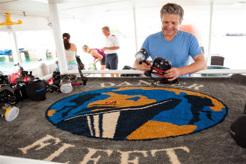 Bahamas Aggressor Camera Station