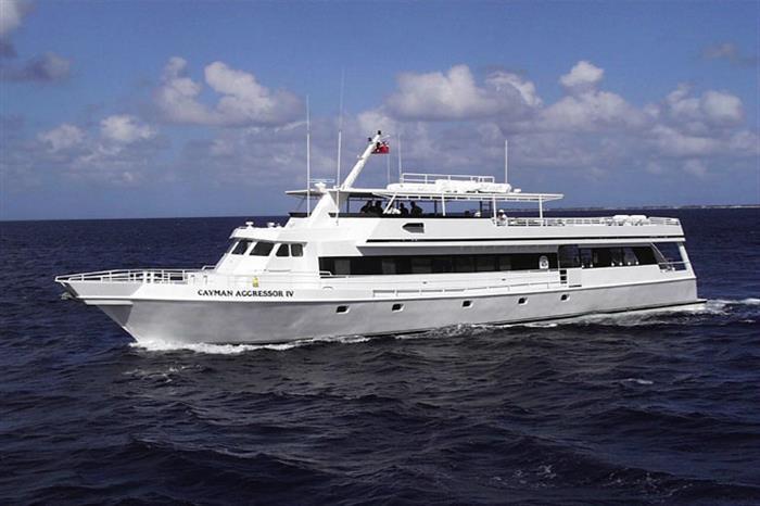 Cayman Aggressor IV Liveaboard