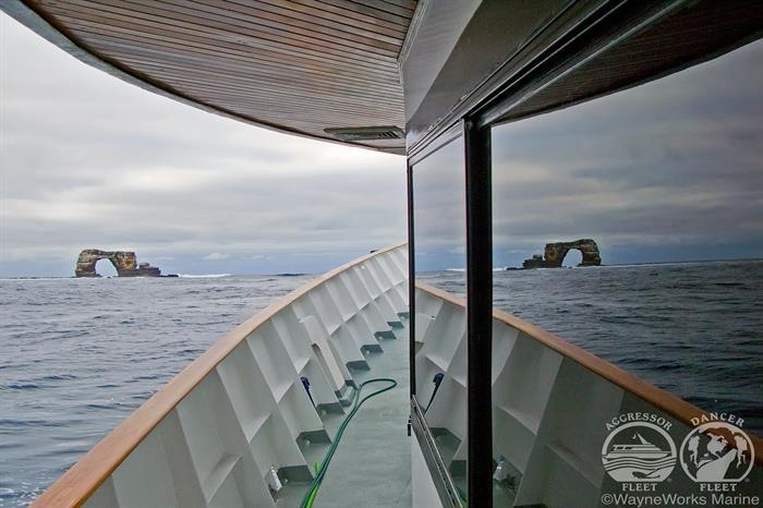 Galapagos Aggressor III Liveaboard