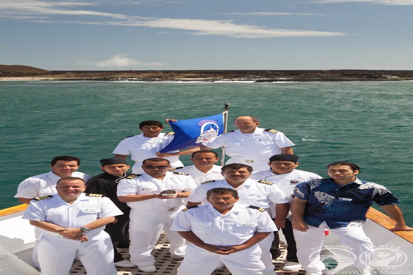 Galapagos Aggressor III Liveaboard Crew