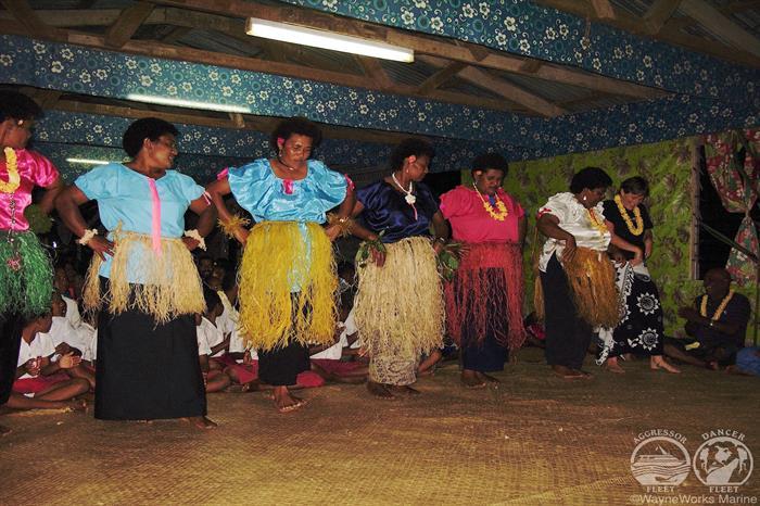 Fiji Aggressor Liveaboard