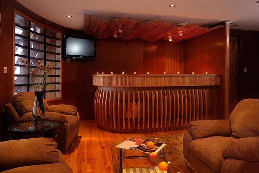MV Orion Liveaboard Bar & Lounge