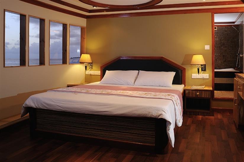MV Orion Liveaboard Executive Suite