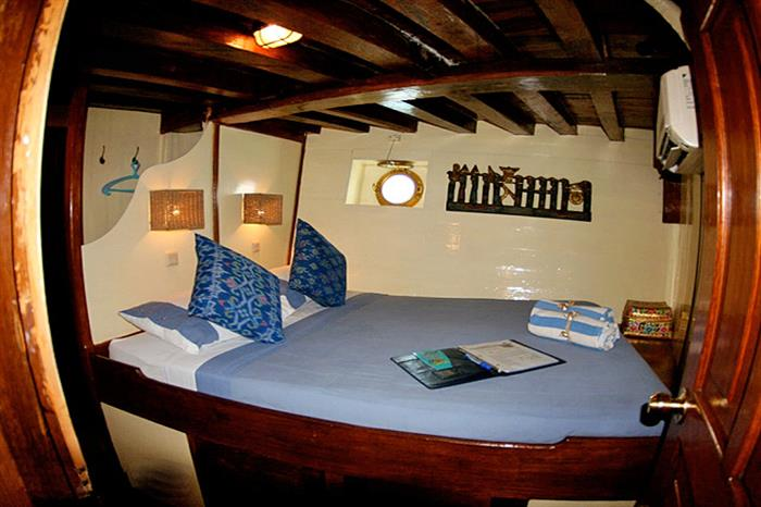 Deluxe Stateroom - Indo Aggressor Liveaboard
