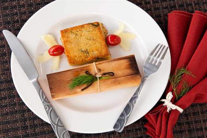 Delicious cuisine aboard Kona Aggressor II Liveaboard