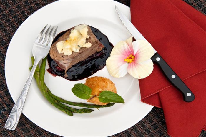 Kona Aggressor II Liveaboard Cuisine