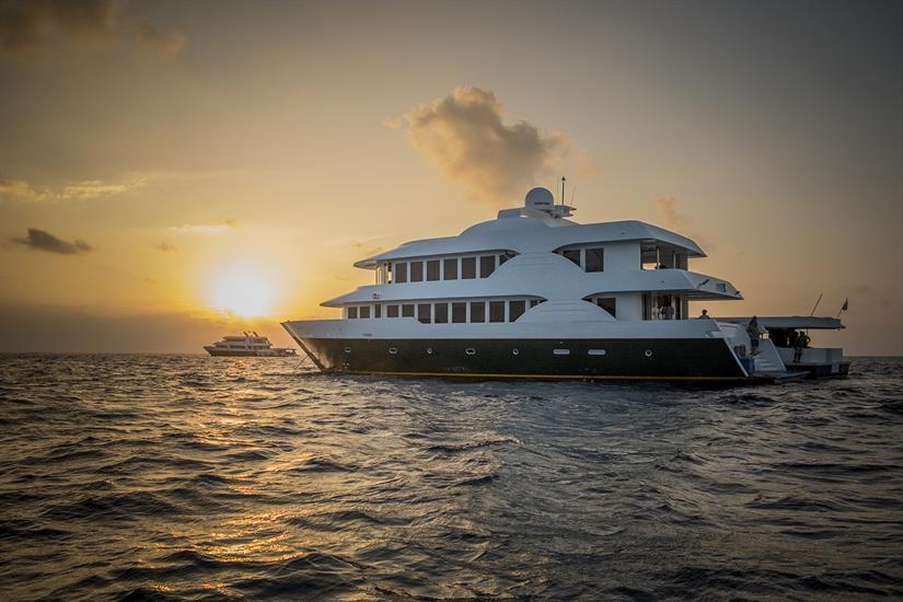 Virgo Liveaboard Maldives