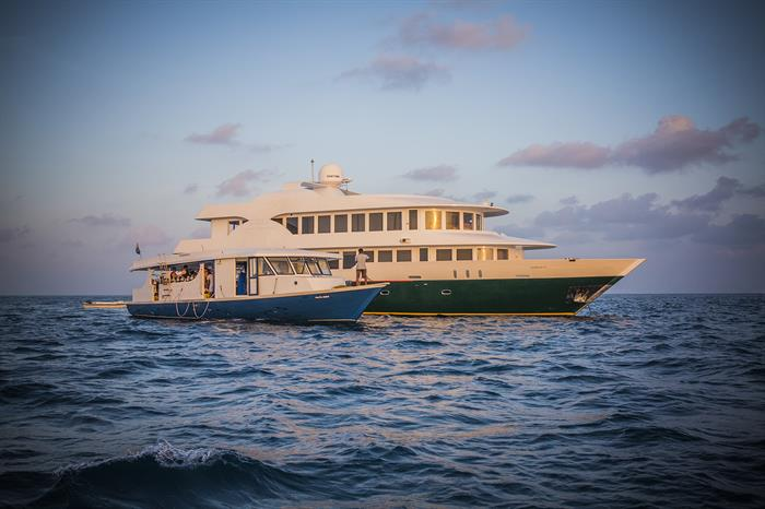 Virgo Liveaboard & Diving Dhoni