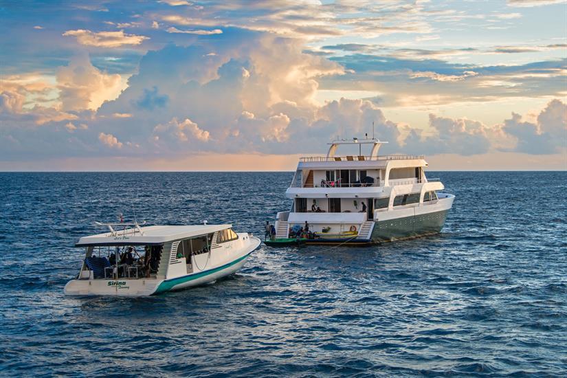 MV Leo & Diving Dhoni Maldives