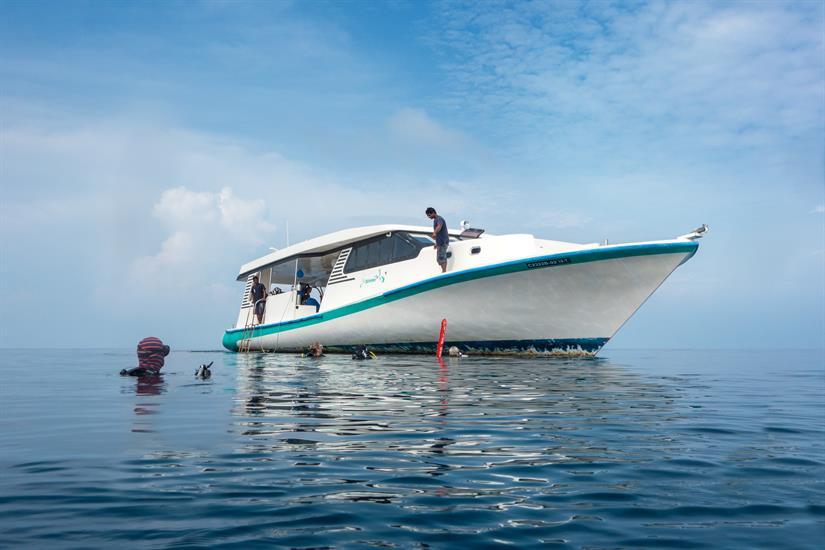 MV Leo Diving Dhoni Maldives