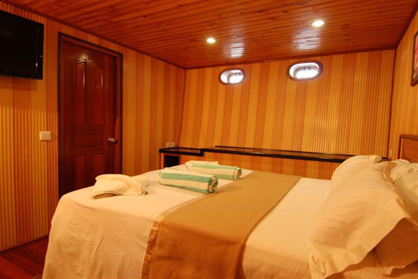 Standard Room - Leo Liveaboard Maldives