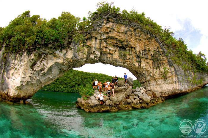 Beautiful Palau with Palau Aggressor II Liveaboard