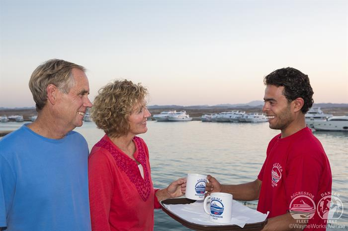Red Sea Aggressor Liveaboard Service