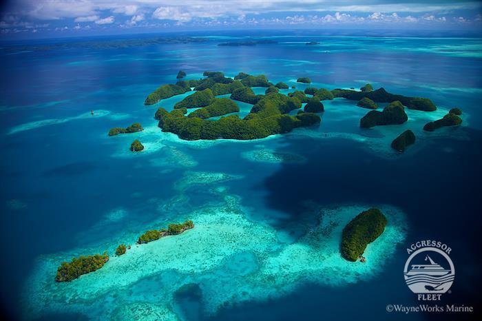 Stunning Palau
