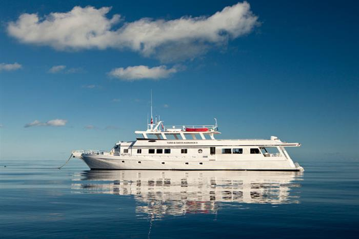 Turks and Caicos Aggressor Liveaboard