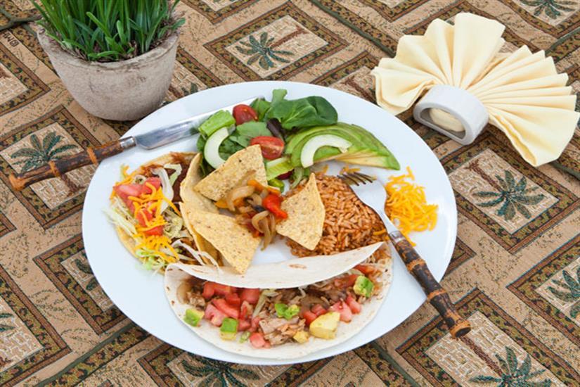 Turks and Caicos Aggressor Liveaboard Cuisine