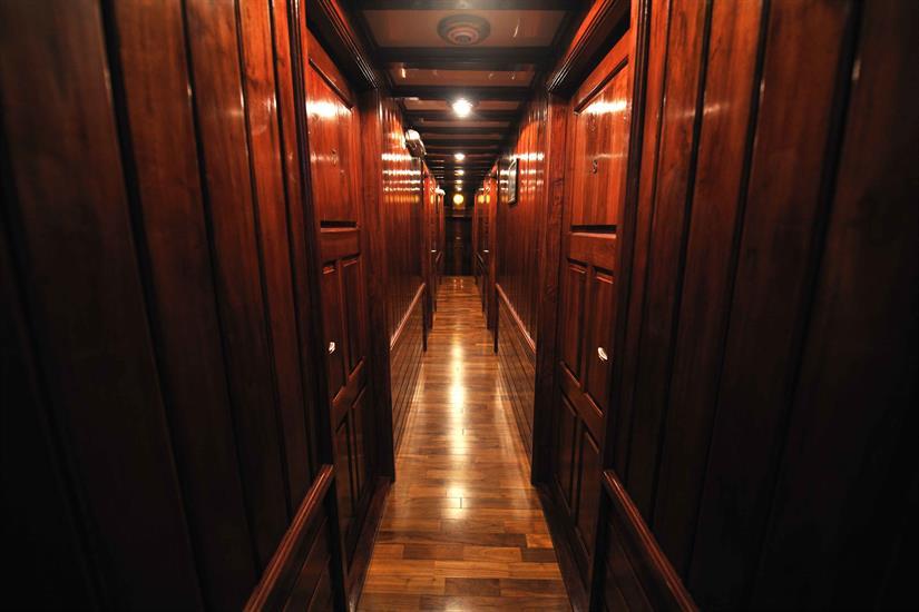 Hallway - Indo Siren