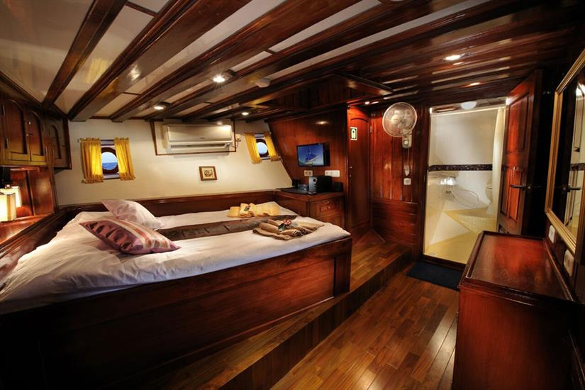 Cabin 1 - Indo Siren