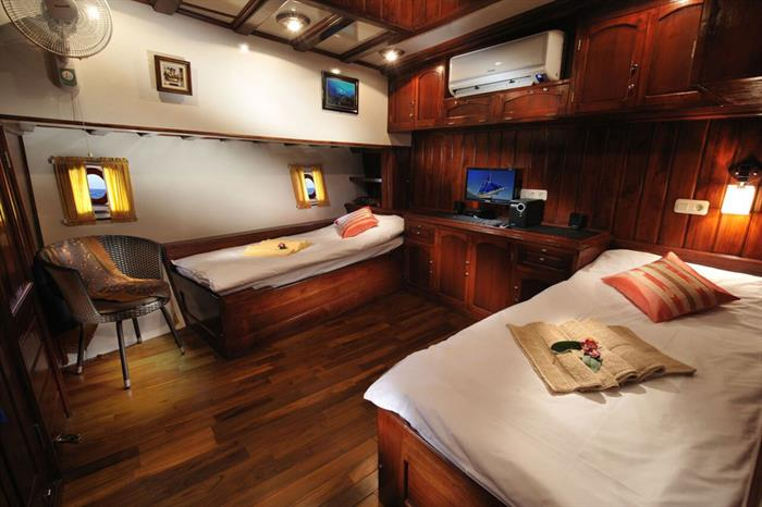 Cabin 4 - Indo Siren