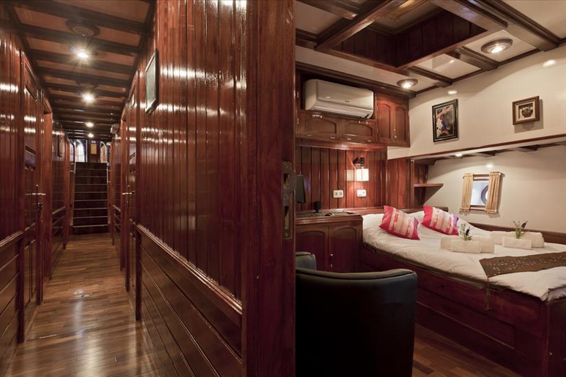 Cabin 6 - Indo Siren