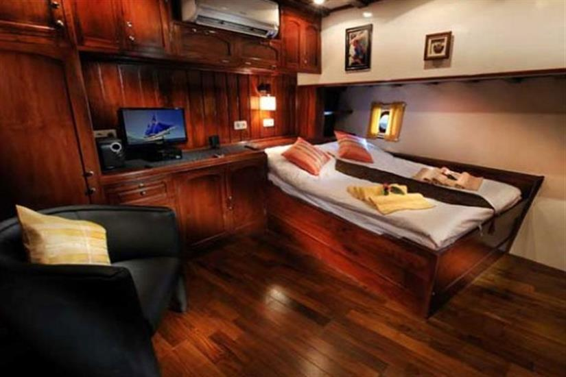 Cabin 3 - Indo Siren Liveaboard