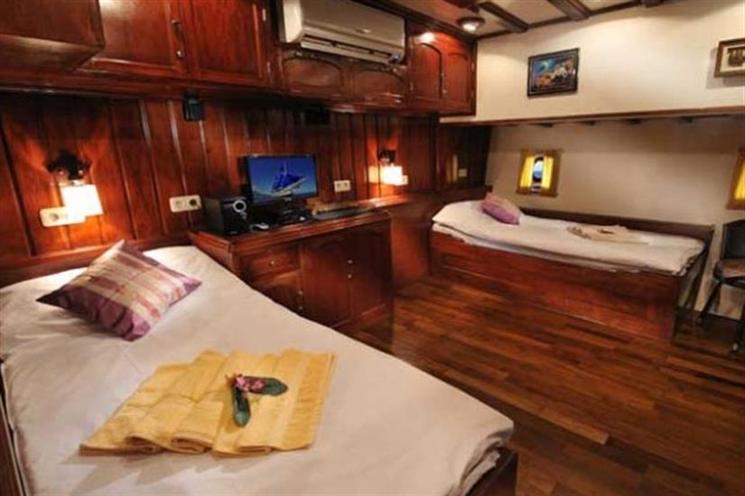 Cabin 5 - Indo Siren Liveaboard