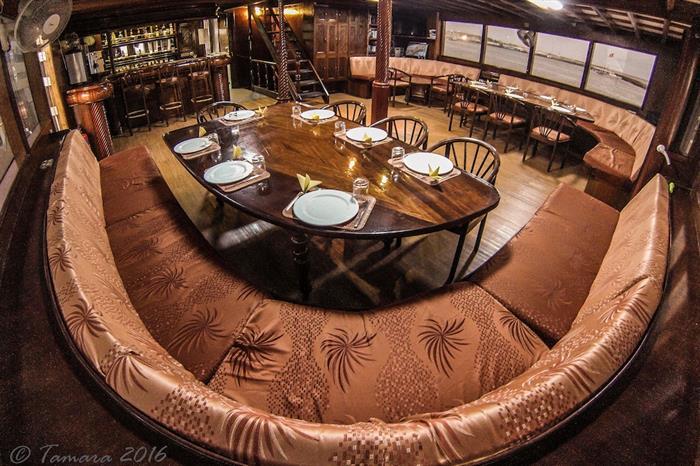 Dining Area - Amba Maldives