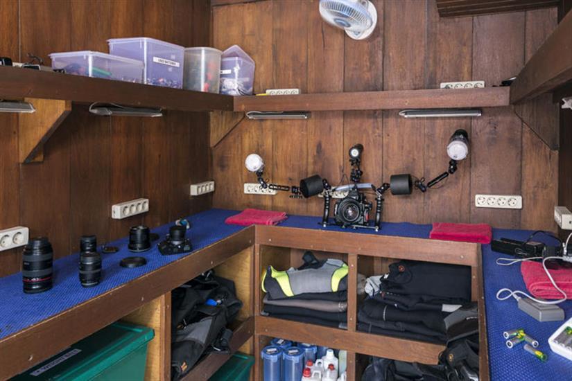 Ambai Camera Room