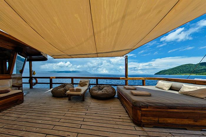 Spacious Relaxing Areas - Damai II