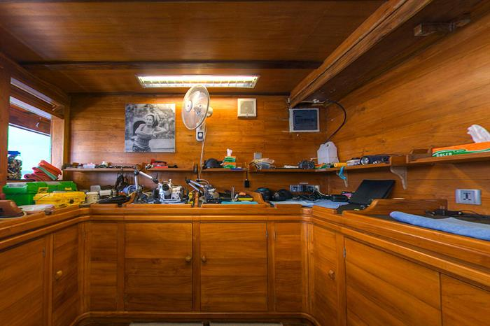Fully serviced camera room - Damai II