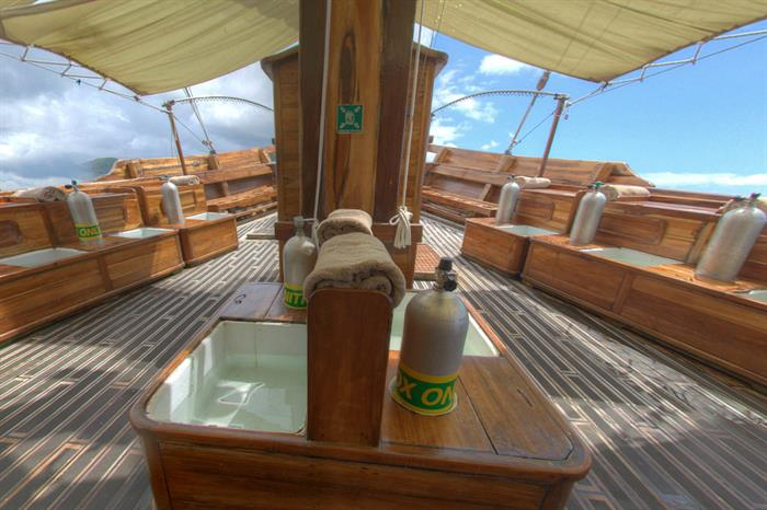 Damai II Dive Deck