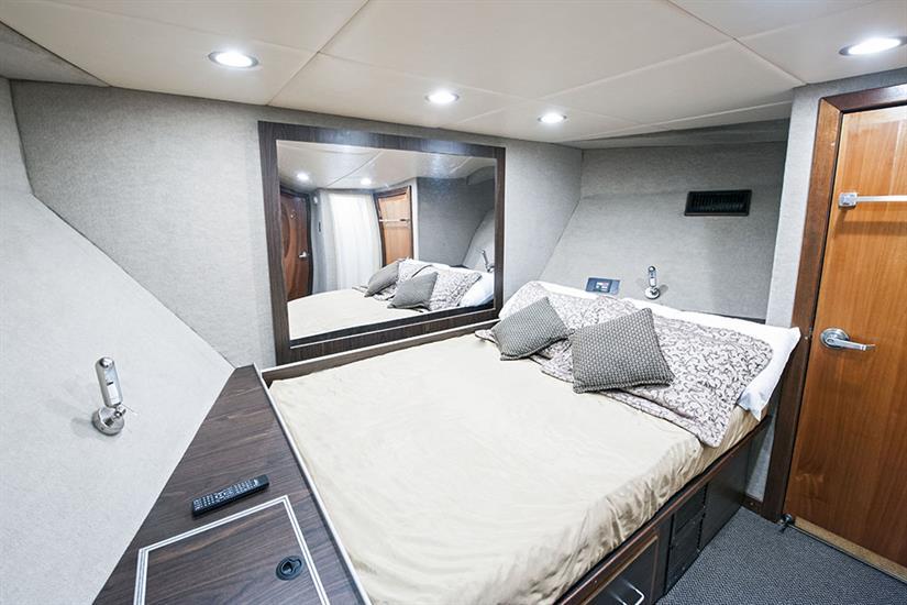 Deluxe Cabin - Caribbean Pearl II