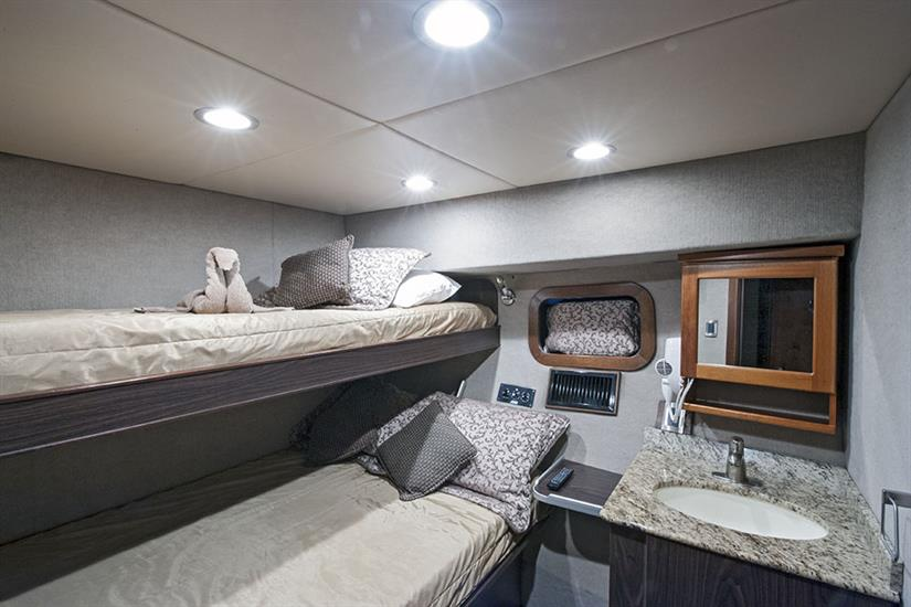 Smaller deluxe cabin - Caribbean Pearl II