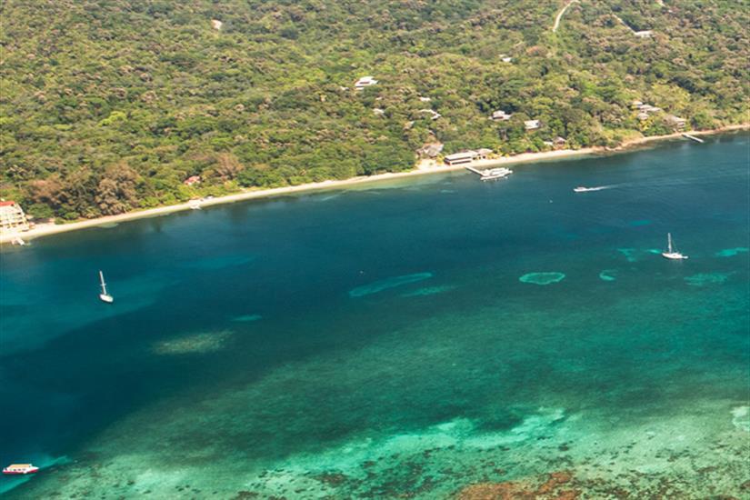 Beautiful Bay Islands Honduras