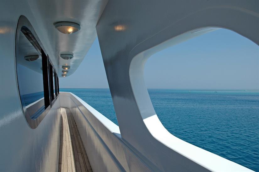 Enjoy Red Sea diving onboard Blue Horizon Liveaboard