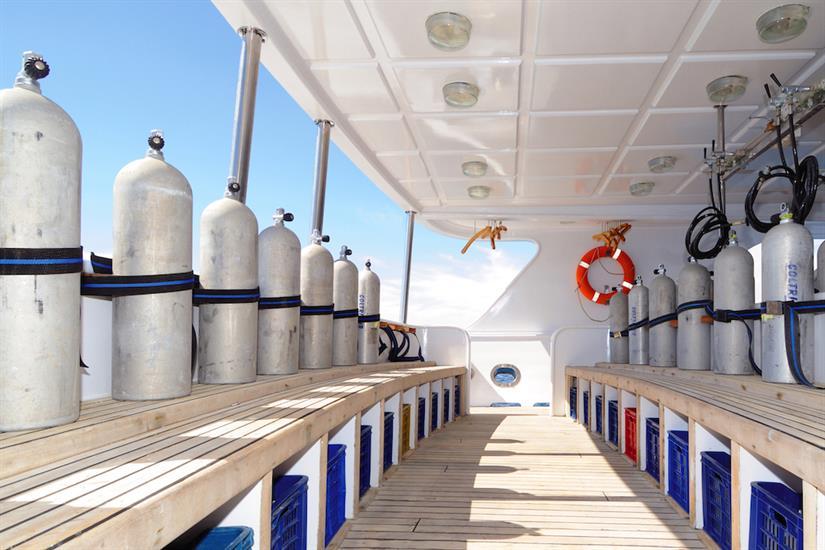 Blue Melody - dive deck