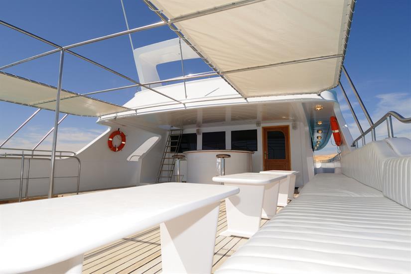 Sun deck - Blue Melody